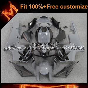 23 renkler + 8 Gifts Enjeksiyon kalıp HONDA için gri motosiklet gövde birçok boya düzeni CBR600RR 2005-2006 CBR 600 RR 05 06 ABS Fairing