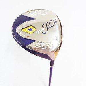 Nuevos clubes de golf para mujeres Maruman FL III Golf driver 11.5 loft Clubes de conductores Graphite Golf eje L flex Envío gratis