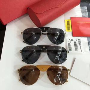 Neue Luxus Sonnenbrille für Frauen Designer Sonnenbrille Herren Sonnenbrille für Männer und Frauen Sonnenbrille polarisierte Linse Oculos mit original Fall