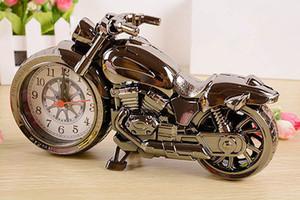 Fornecimento de fábrica Rose Gold Clock (Timer) Marca de Luxo Designer de Motocicleta de Quartzo Relógio de Ouro Frete Grátis Famoso Alarme
