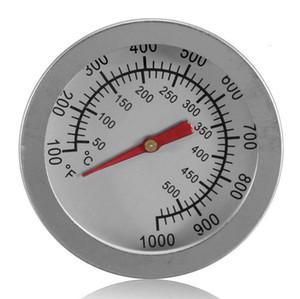 الشحن مجانا 100 قطع جديد شواء حفرة المدخن شواء ترمومتر قياس temp التخييم الشواء كوك الغذاء درجة الحرارة أدوات الاختبار SN1349
