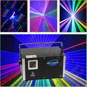 Barato 2500 mw laser RGB com cartão SD e animação fogos de artifício feixe de luz laser / iluminação do feriado / dj laser / iluminação de Natal