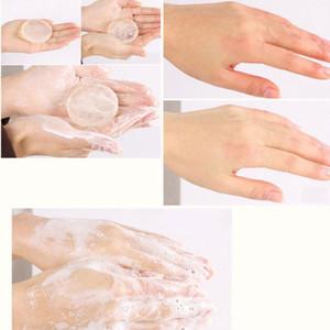 Crystal Soap Skin Bath Body Blanchiment Blanchiment Éclaircissant Anti-Vieillissement Naturel