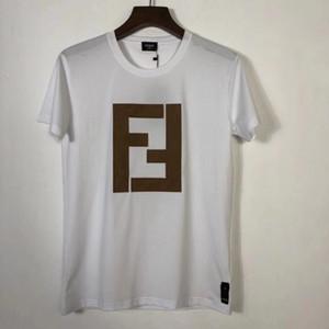 Mens Womens Tasarımcı Gömlek Yaz Üstleri Marka T Shirt Erkekler ve Kadınlar Kısa Kollu Gömlek Giyim Mektup Baskılı Ekip Boyun Tops Tasarımcı Tees