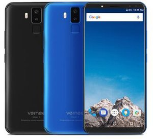 """Vernee X1 6GB 64GB 6.0 """"18: 9 Display Gesichtserkennung MobilePhone MT6763 Octa Core 6200mAh Android7.1 OTG 16MP 4 Cams Smartphone"""
