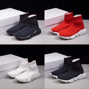 2020 Melhor Meia Shoe Speed Trainer Running Shoes New Hot seis cores Sneakers Sock Corredores de corrida Calçados homens mulheres Sports Shoes