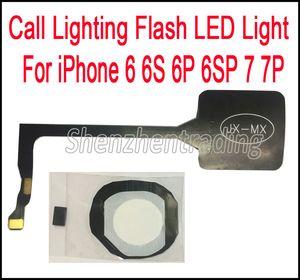 Белый светящийся логотип для iPhone 7 DIY светящийся свет логотип мод сделать ваш 6S 6Plus 6SPlus 7 7Plus блеск при вызове в