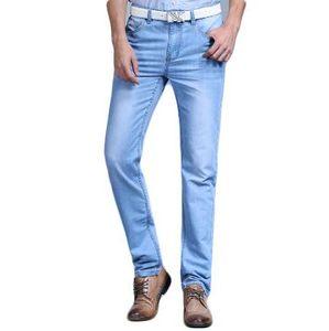 Big Sale Spring Summer Jeans Utr Thin Free Shipping Men's Fashion Jeans Menpants Clothes New Fashion