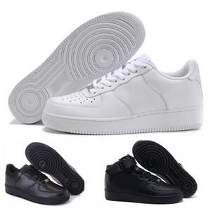 1 2018 en kaliteli YENI mans moda düşük yüksek üst beyaz koşu ayakkabıları Kaykay ayakkabı Kadınlar siyah aşk unisex olanları 1