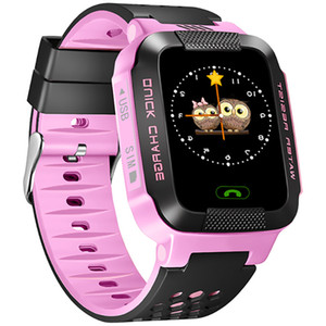 Smart Watch Bluetooth Smartwatch with SIM Card Slot and External Memory Support Wristband Health Watch for Android IOS Retail Packag Y21 Kid