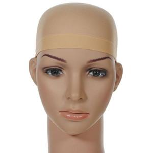 Saç Örgü Peruk Kap Saç Ağları Peruk Astar Hairnet Snood Tutkalsız Dome Peruk Kap Gerdirilebilir Elastik Saç Net ty