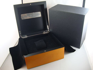 Fabrik-Lieferanten-Wholesale für Pam111 PAM719 Uhr-Kasten Original Holz Inner Outer Mann Uhren Schachteln Papiere Armbanduhr Gut quailty