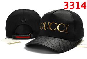 Оптовый Нового Unisex Cap Женщина Мужчины бейсболки 100% хлопок Регулируемой Plain Golf Классическая мода SNAPBACK кости Casquette открытой козырька шляпы