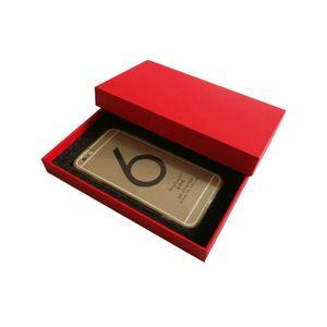 scatola di spedizione per iPhone pacchetto packaging di lusso caso di copertura del telefono mobile con la confezione regalo di disegno personalizzato per iPhone 7 casi