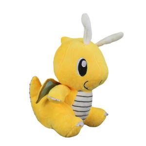 """Nuovo Pika 6.5"""" 16 centimetri all'ingrosso Dragonite della bambola degli animali farciti giocattolo per il bambino migliore regalo"""