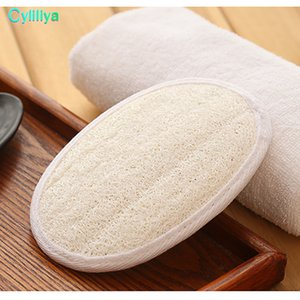 11 * 16 سنتيمتر اللوف الطبيعي وسادة اللوف الغسيل إزالة الجلد الميت اللوف الوسادة الإسفنج للمنزل أو هوتال ELBA013