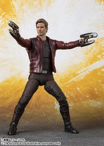 Complex 3 Infinite War Galaxy escort SHF star N Peter Quill mobile puppet to do