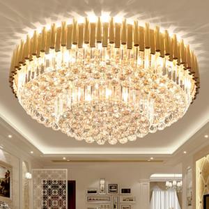 جديد الثريات السقف بعد الحديثة تصميم فاخر نوبل يتوهم الراقية K9 كريستال الثريا فندق اللوبي الدرج فيلا الصمام الثريات أضواء
