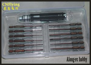 free shipping: Repair RC Hobby model Tools 12 in 1 screwdriver for DJI RC Airplane RC Car Boat X-UAV Assemble TOOLS