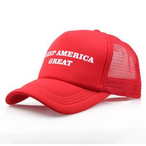 Keep America Grands Donald Trump Chapeaux KAG Trump Campagne Unisexe Réglable Chapeau Casquette de Baseball