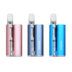 Original ecig box mod Vapmod Magic 710 380mAh batería Vape Mods para 510 Thread Thick Oil Atomizers DHL libre