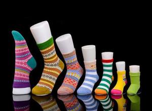 Piel infantil al por mayor y color blanco brillante pierna masculina Maniquí Foot Sock pantalla, pie realista maniquí pie de una pieza, parches M00537I