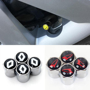 4pcs / set Case pour Renault duster megane 2 logan renault clio Daihatsu D-R PICO moto noir de carbone couverture de voiture style de voiture
