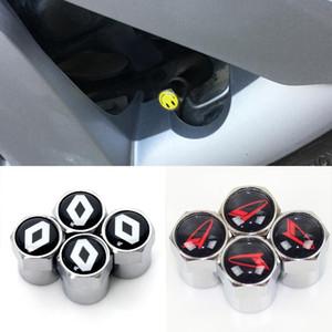 4pcs / set Renault 먼지 떨이 메간 용 2 logan renault clio 다이 하츠 D-R PICO 오토바이 카본 블랙 자동차 커버 자동차 스타일링