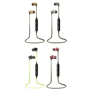 Bluetooth Earphone In-ear Wireless Sports Sweatproof Neckband Headphone Awei A990BL Stereo Bass Universal Headphone for Phone and Tablet
