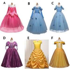 Resale Winter Toddler Baby Girls Christmas Party Lace Tutu Dress Cosplay Costume Princess Clothes For Infant Girl Party