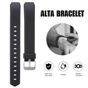 Für Alta Silikon Ersatz Straps Band Intelligent Klassische Adjustable Handgelenkbänder mit Metallschnalle für Alta Smart-Armband
