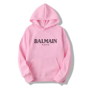 Модный бренд толстовки мужчины и женщины дизайнер толстовки осень с длинным рукавом пуловер повседневная топы Мужская одежда размер S-3XL 20 цвет