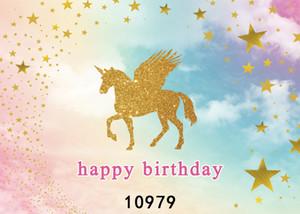 Rosa Amabili sfondi fotografici Tessuto vinilico Fondali photocall per bambini bambino appena nato Photo Studios Birthday Party parete 10979