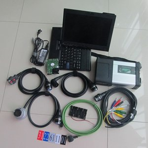 mb star diagnosis sd c5 with hdd xentry epc wis x200t touch screen laptop ready to use