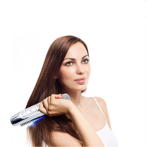 Electric Laser Treatment Comb Promotes the New Hair Growth Regrowth Stop Hair Loss Therapy Vibrator Grow Thicker