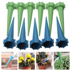 Nueva llegada de gama alta 4x riego automático de riego Spike Garden Plant Flower Drip Sprinkler Water