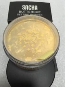 En stock Venta caliente Sacha Buttercup configuración polvo maquillaje SACHA Face Powder polvo suelto DHL envío gratis