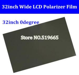 Nuovo 32 pollici da 32 pollici 0 gradi lucida 709MM * 405mm LCD polarizzatore pellicola polarizzante per TV LCD LED IPS schermo per la TV