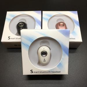 S650 Mini Bluetooth Écouteurs Sans Fil Invisible Casque Casque avec Micro Bluetooth 4.1 Stéréo Blurtooth Écouteurs Écouteurs