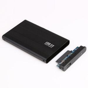 2.5 Inch HDD Case Sata to USB 3.0 Hard Drive Disk SATA External Storage HDD Enclosure Box with USB Cable HDD Hard Drive Box