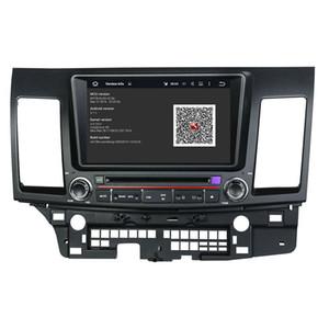 Leitor de DVD Carro para MITSUBISHI Lancer 2006-2012 8 Polegadas Octa-core 2 GB de RAM Andriod 6.0 com GPS, Bluetooth, Rádio