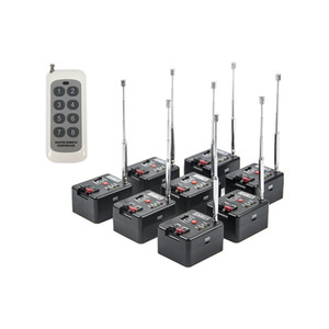 8 Cue Remote Wireless Fireworks Firing system&Sequential Fire&Wedding equipment&stage equipment EMB01-08R