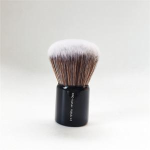 Pro Kabuki Brush # 43 - Pinceau tampon pour maquillage des poudres pour le visage Bronzer Blusher Mineral Maquillage - Outil de qualité pour le maquillage