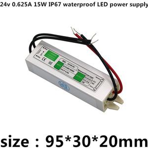 AC110v-260v DC 24v 0.625A 15W 24v led 스트립 LED 모듈 포인트 가벼운 스트링 조명 충분 한 비 야외 스위치 전원 공급 장치