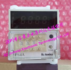 100% novo e original FS4A AUTONICS contador / temporizador 100-240VAC