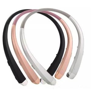 HBS 910 HBS-910 Kopfhörer HBS910 Kopfhörer Sport Stereo Bluetooth 4.0 Wireless Headset Kopfhörer mit Paket
