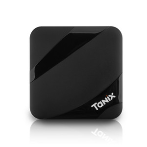Tanix TX3 Max TV Box Amlogic S905W Android 7.1 with New ALICE UX 2GB RAM DDR3 + 16GB ROM 2.4GHz Wi-Fi 4K HD Home Media Palyer