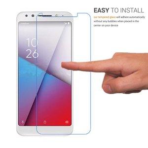 Protector de pantalla de vidrio templado para Vodafone Smart N9 / N9 Lite 9H 2.5D Film iPhone XS XR XS Max Samsung J7 Prime