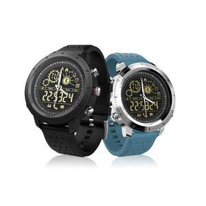 NX02 smart watch metal büyük arama fiziksel pointer artı akıllı UI telefon bilgi istemi derinlik su geçirmez