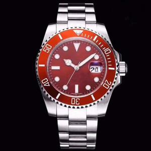 2018 핫 판매 남성 자동 기계 Watchesstainless 스틸 스트랩 기계 시계 비즈니스 손목 시계 스포츠 시계 자체를 바람 시계